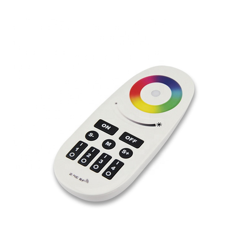 Milight FUT095 Group 2.4G 4Zone RF Wireless RGBW Led Remote Controller with 9 Key Button for 12v 24v Led Strip Controller Dimmer