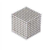 Großhandel kinder puzzle silber magie magnet <span class=keywords><strong>massage</strong></span> ball 3mm