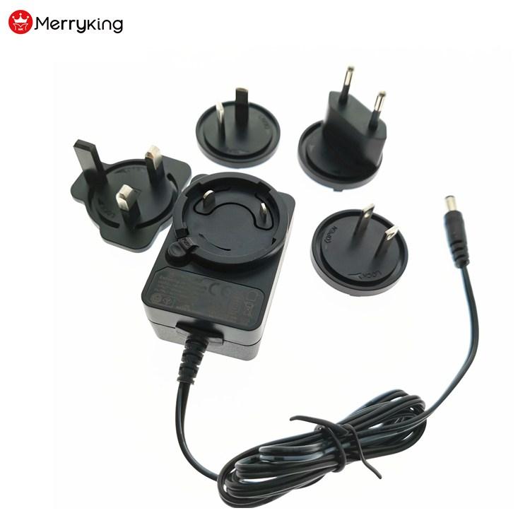 Einstellbar Wechselstrom zu Gleichstrom 3V-12V 3V-24V Schaltadapter Netzteil