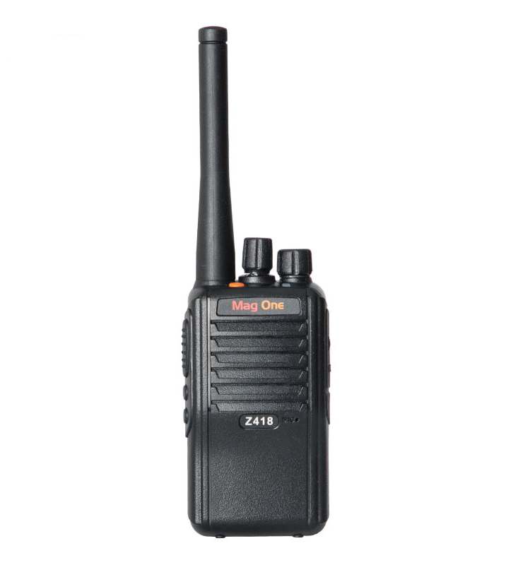 Mag Un Z418 D'origine Haute Qualité Jambon Radio Bidirectionnelle pas cher portable UHF talkie-walkie radio