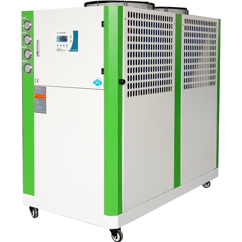 10 HP Air Cooled เย็น Brine Chiller Water Chiller