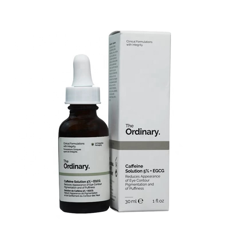 The Ordinary 30ml Anti Aging Face Serum AHA 30% Hyaluronic Acid 2% + B5 Peptide Serum Firming Anti Wrinkle
