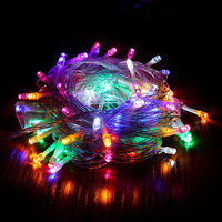 Home 10M 20M 30M 50M 100M LED Fairy Christmas Party Wedding Holiday String Lights