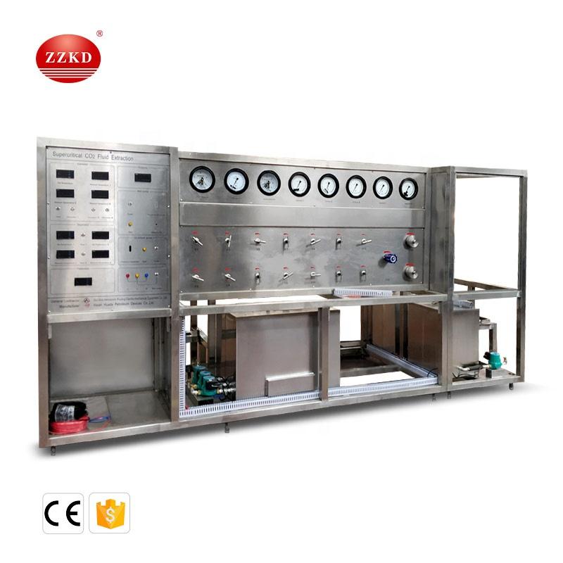 Co2 초 임계 추출 기계
