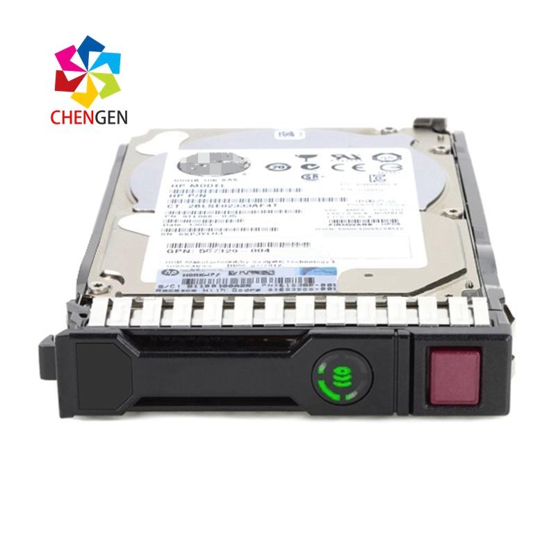 0-Hours HP 4TB 6GB SATA 7.2K 3.5IN MDL SC HardDrive 693687-B21 Sealed in bag