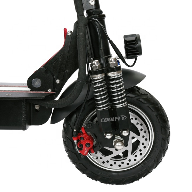 Manufacturer dual motors hydraulic front rear brakes long range electric scooter  europe warehouse