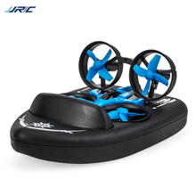 3 en 1 FPV 2,4G 3D Flip <span class=keywords><strong>4CH</strong></span> 6-Axis mini drone RC barco y coche <span class=keywords><strong>Juguetes</strong></span>