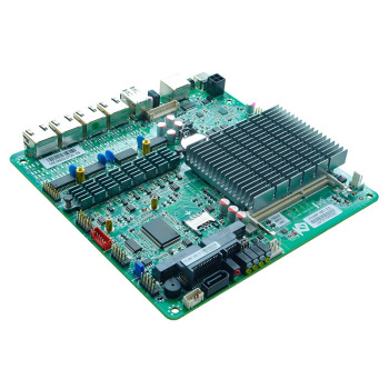 ITX-M9F   Intel Network Security J1900 Mini ITX  fanless Pfsense Firewall mini-itx motherboard for 4 lan