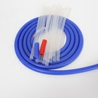 Flexible Red and Blue Silicone Rubber tube