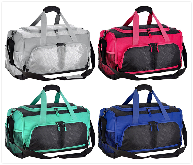 Factory Directly Supply custom sneaker duffle bag printing for gym Waterproof Travel Bag Large Capacity Ultimate Gym Bag