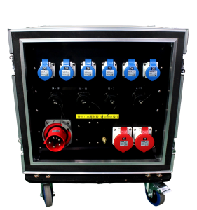 lock in amplifier 30 channels of distribution power supply box