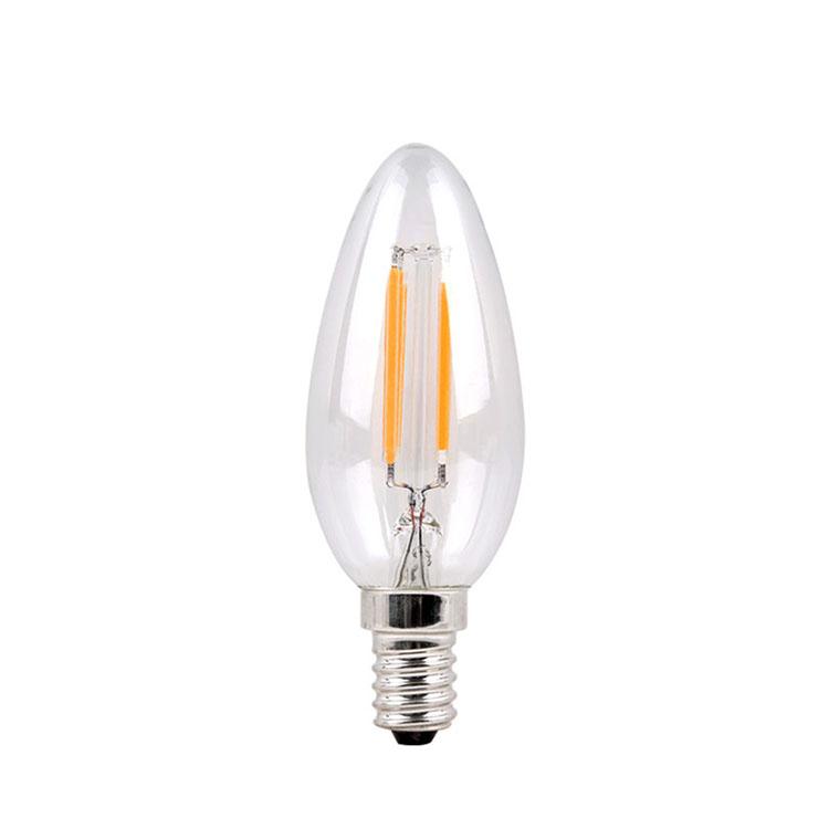US 360 Degree Motion Sensor 9 LED Light Energy Saving Lamp Operated Candlestick