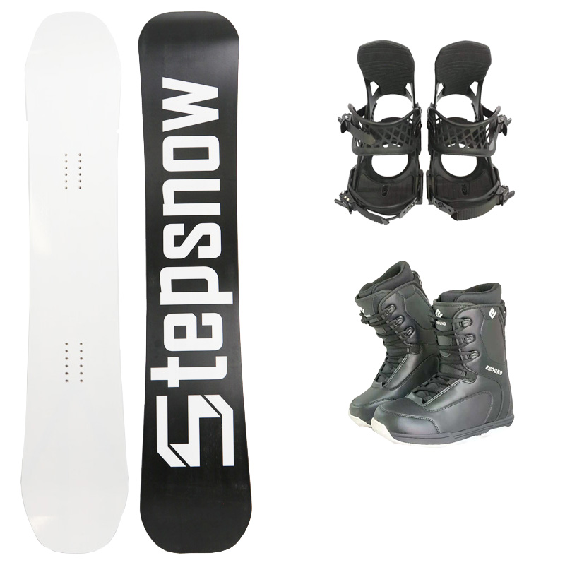 All mountain snowboards carbon fiber for Adult snowboard factory direct board poplar snow board