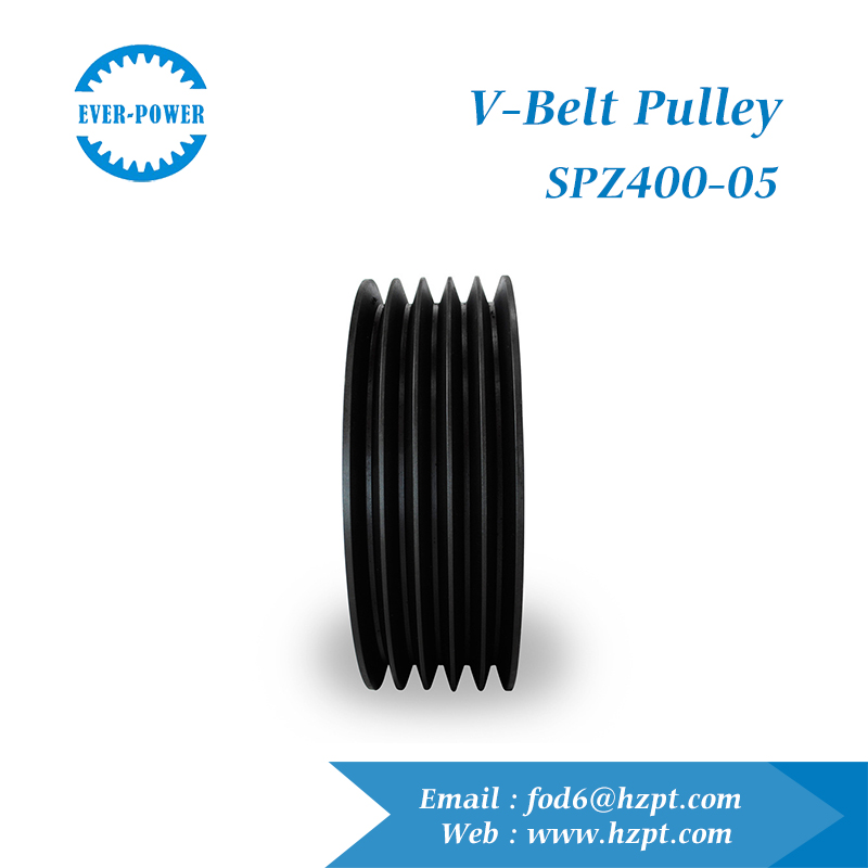 V-belt Sheave V Belt Pulley
