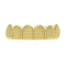 Хип-хоп ЗУБЫ Grillz зуб для рта золотые черные зубы гриль op & Bottom Co play Панк ювелирные изделия на Хэллоуин 2019(Китай)
