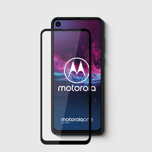 2.5D 9H clear shockproof tempered glass cell phone screen protector For Motorola Moto ONE Zoom