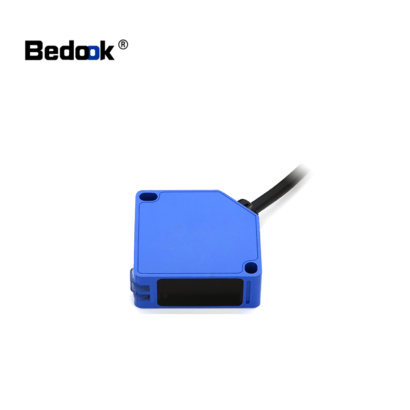 Bedook diffuse type sn 1 / 2m water resistant led light disinfection infrared photoelectric sensor