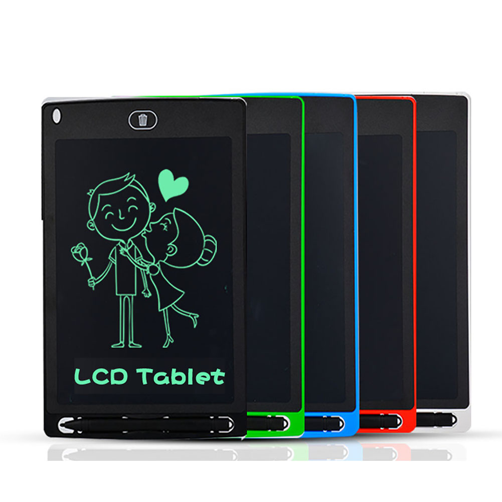 Best Price Drawing Writing Board Digital Sketch Pad, LED Tablet Transparent LCD Erasable Writing Tablet Pad
