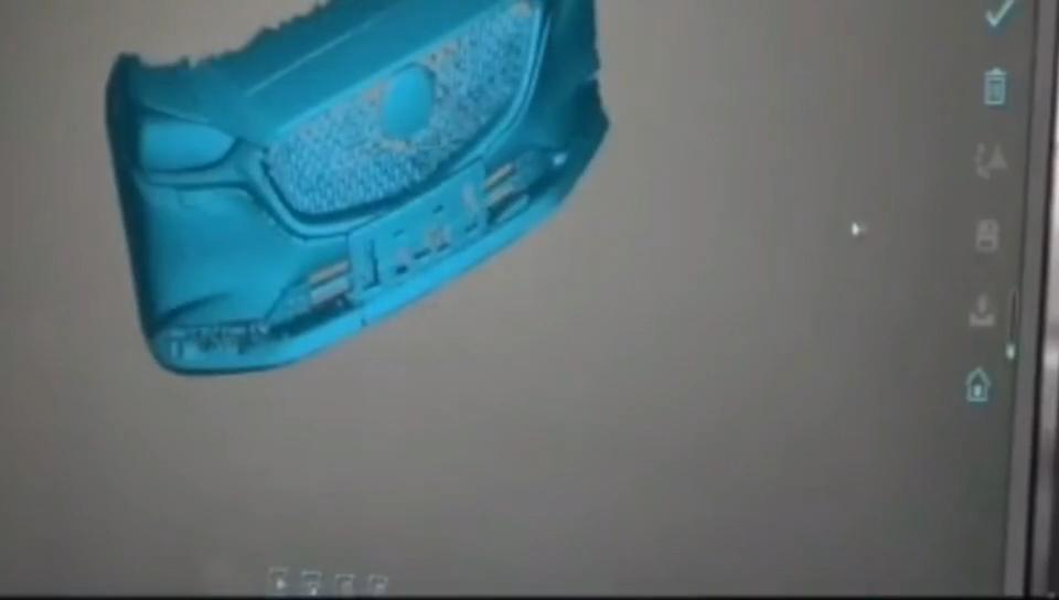Alta precisão Einscan Brilhando 3D Handheld Scanner Pro + para buddhua retrato