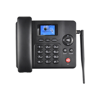 Cordless Telephone Landline Phone with SIM card slot Cheap phone 2G 3G 4G