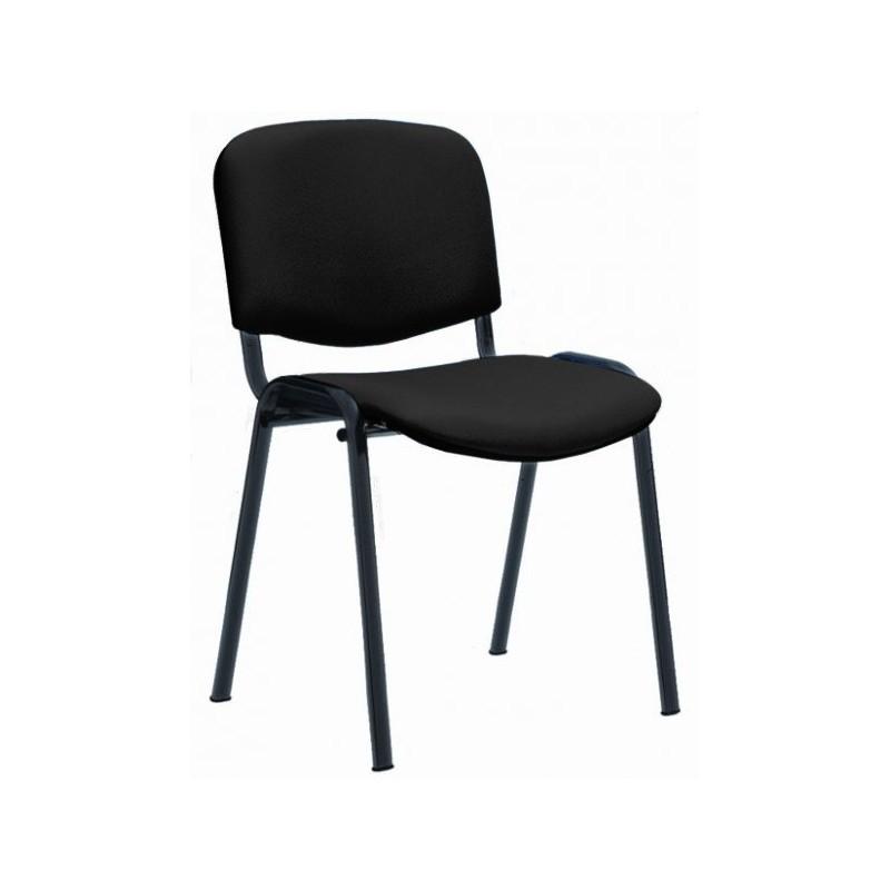 Silla apilable sin brazos para personal de entrenamiento, sillas modernas para invitados de sala de conferencias