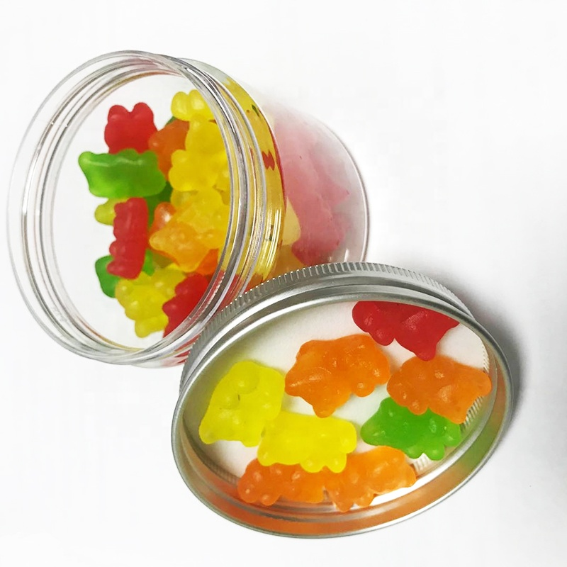 2020 OEM Private Label Design CBD Gummies Vitamin Gummies Isolate Spectrum Tincture Infused cbd candy Made in USA CBD Edibles