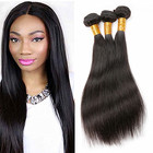 Cheap 14 inch 20 inch 26 inch Silky straight human hair extension, Cuticle Aligned 100% virgin Brazilian human hair Extension