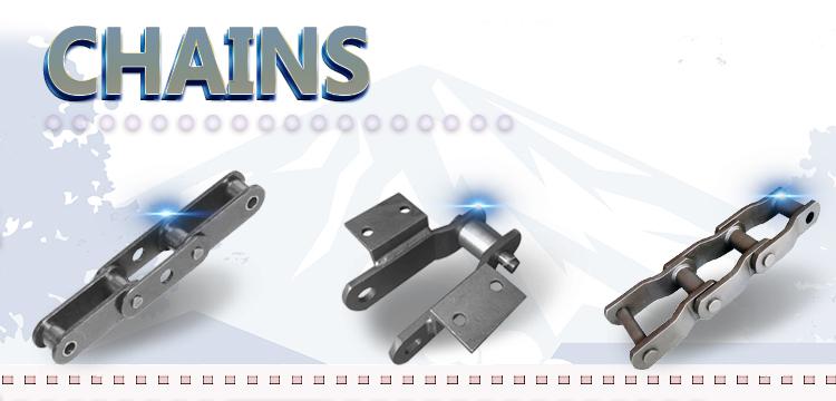 Forged Scraper chain detachable link chain