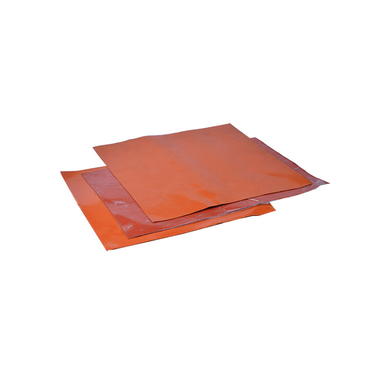 single sided abrasion resistance silicone rubber coated fiberglass cloth supplier