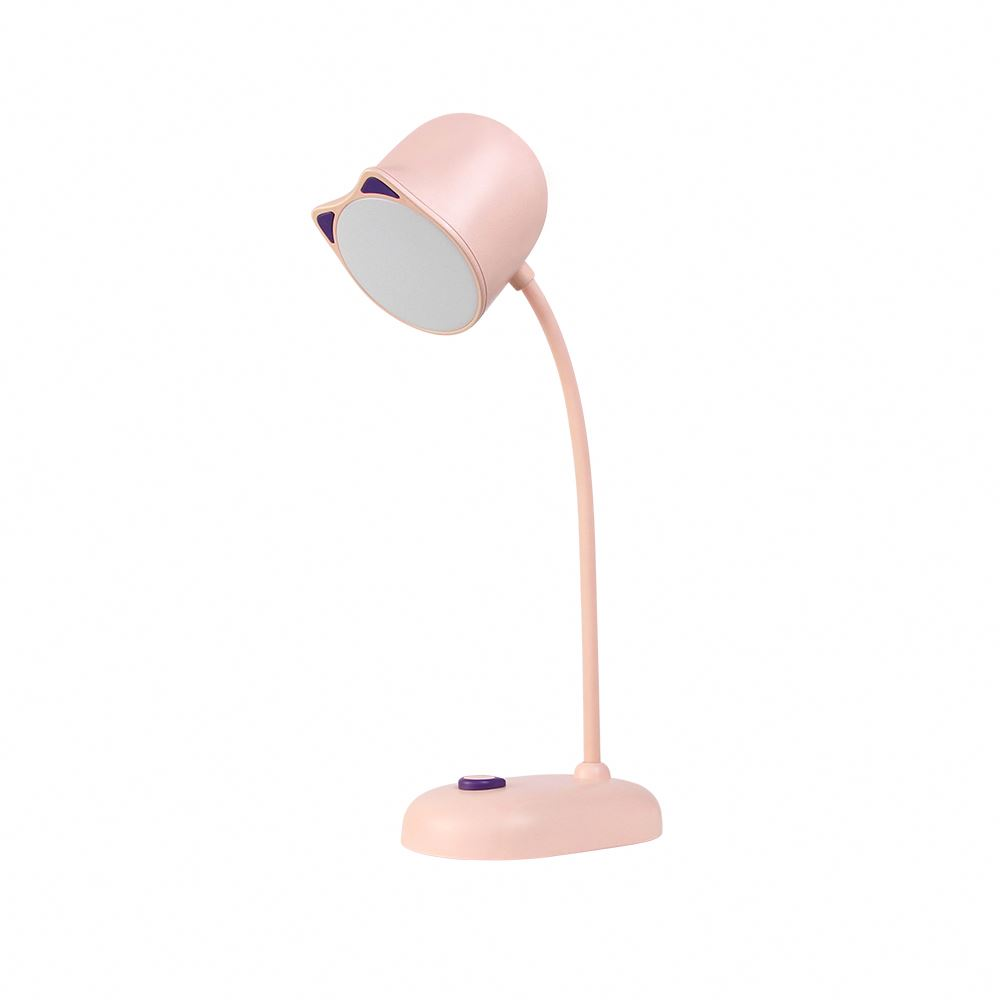 2020 New Product Folding Table Lamp Wireless Charging Desktop Lamp Wireless Charger Cat Eye Lamp