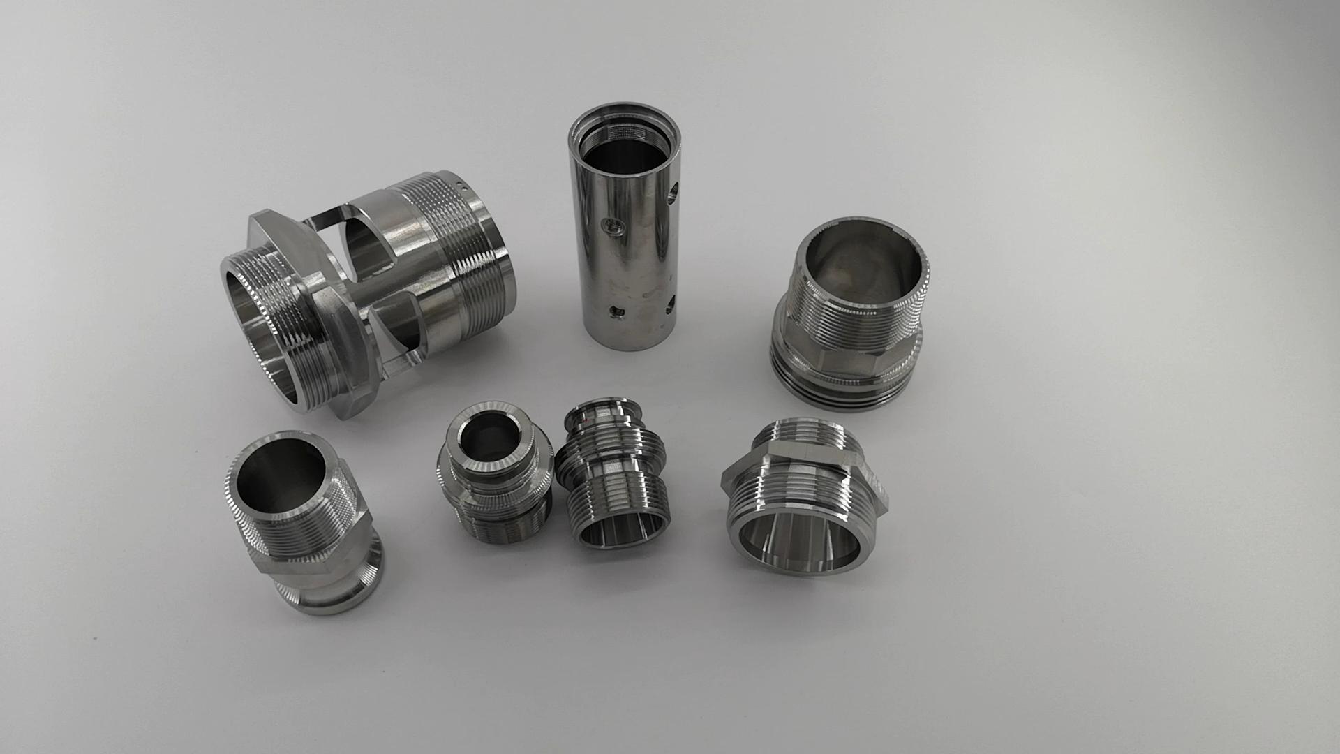 OEM Custom Made 1.4404 paslanmaz çelik hidrolik teçhizat pompa ve vana sanayi