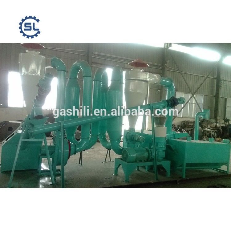 Gasoline agricultural waste biomass wood pellet making machine/wood pellet mill making machine in Germany