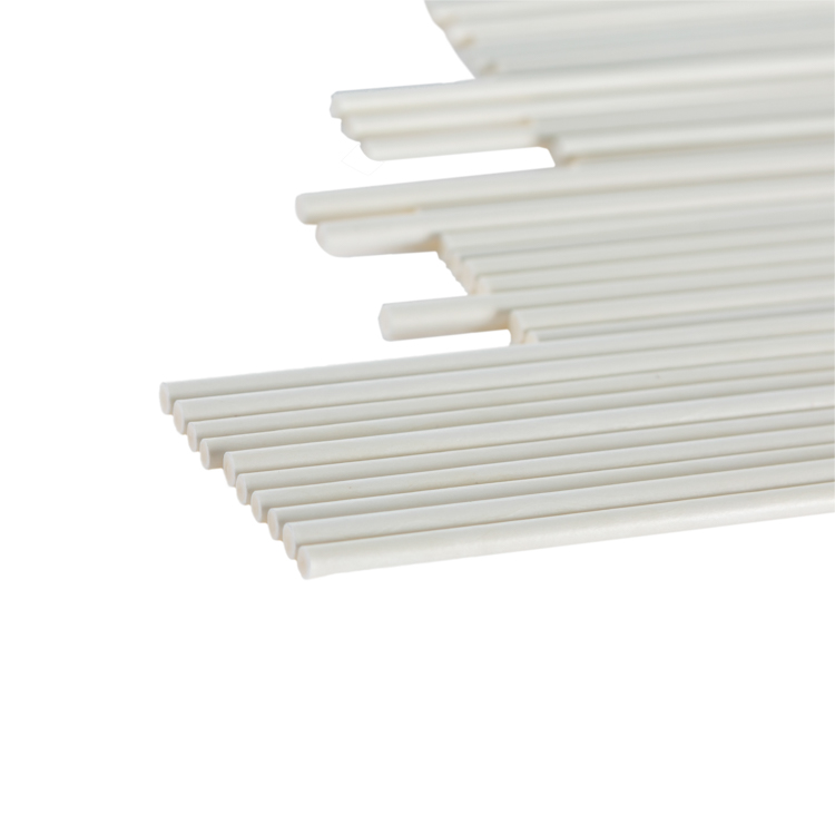 Eco Friendly Wholesale White Colour Cake Pop Paper Sticks For Candy Lollipop and Swab