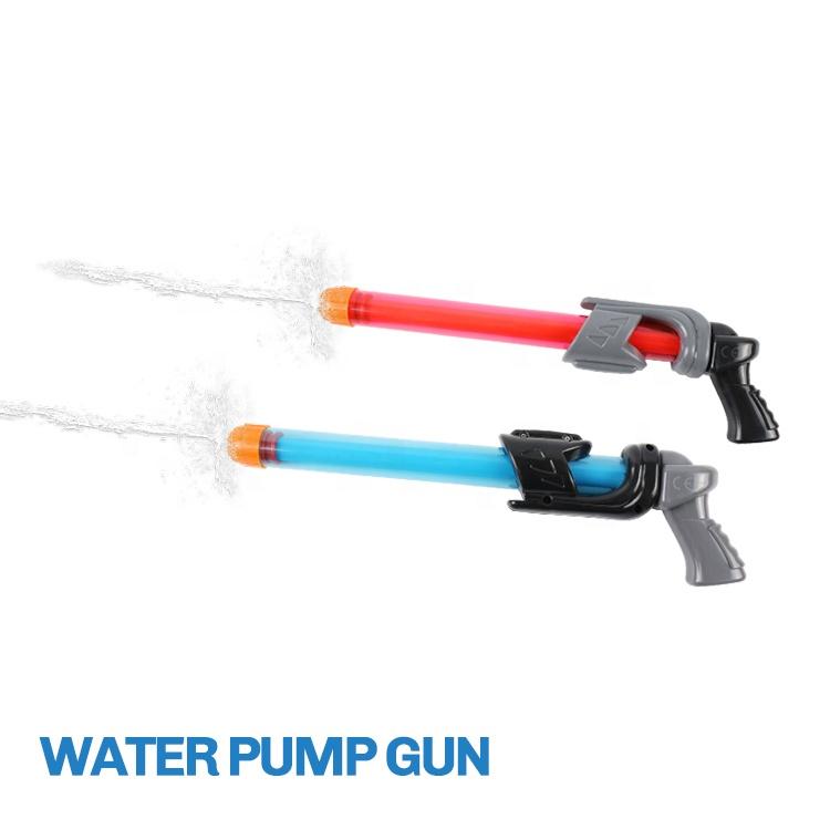 Outdoor Swimming Pool Fighting Battle Toy Water Squirter Blaster Shooter Super Soaker Watergun Water Gun with Vest for Kids