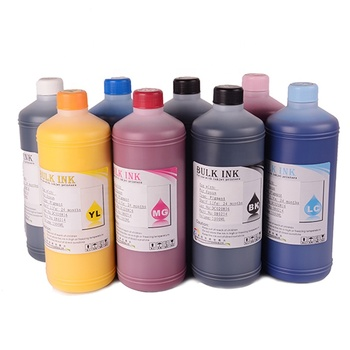 Supercolor 1000ML/Bottle Universal Pigment Ink For Epson 7500 7600 9500 9600 Large Format Inkjet Printer