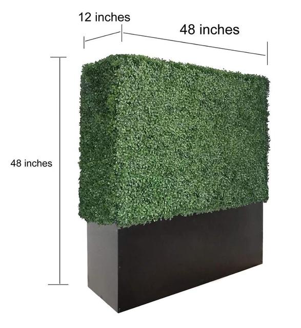 מלאכותי תאשור גידור גדר קיר