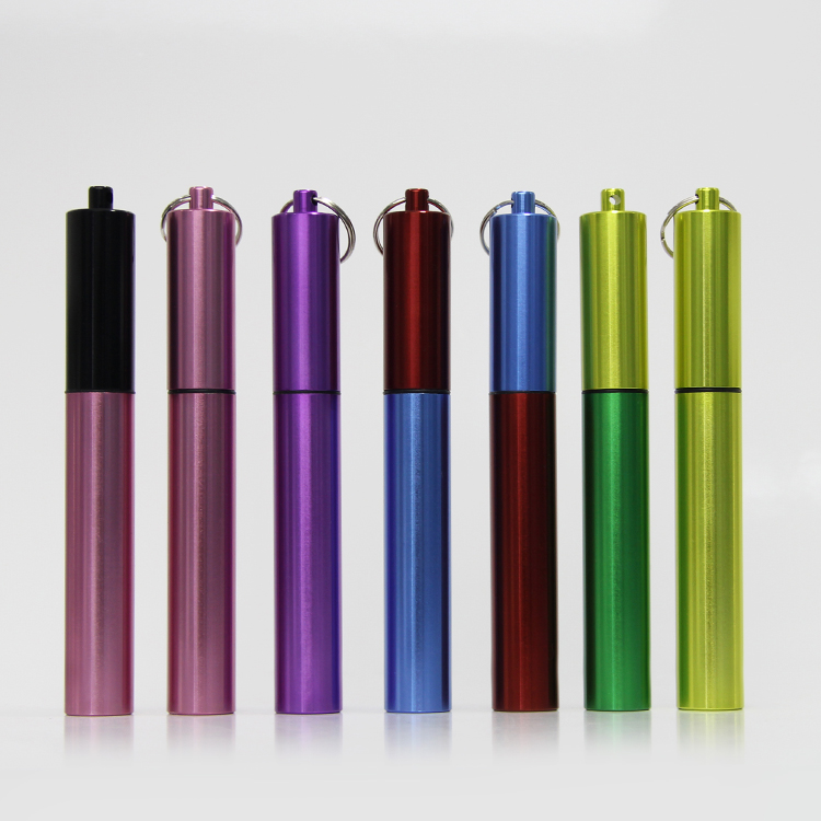 2020 hot sale aluminum pill holder new design box for medicine manufacturer
