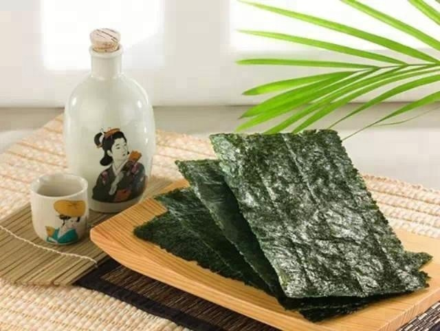 nori roasted seaweed 2019