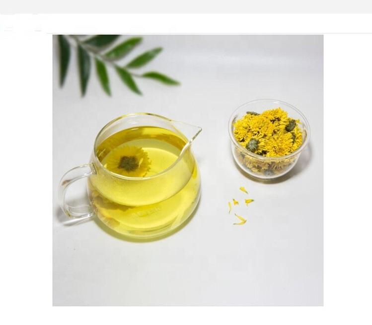 Good Quality Yellow Chrysanthemum Organic Flower Tea - 4uTea | 4uTea.com