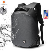 2020 Backpack Men Outdoor Sports USB Charging School Mochilas Antirrobo Anti Theft Laptop Smart Waterproof Backpack Bags For Men
