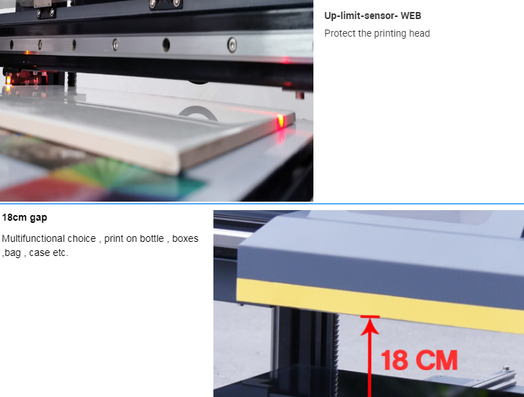 Hot new products a3 uv high speed a4 notebook printer with Factory Direct Price