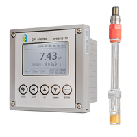 pHG-1911X Multi-parameter digital PH/EC/TEMP water quality analyzer controller meter
