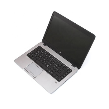 High quality HP 14 inch AMD cpu 745 G2 refurbished notebook computer laptop