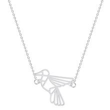 Женское Ожерелье с волком Cxwind, ювелирное изделие из нержавеющей стали, аксессуары для вечеринок, 2019(Китай)
