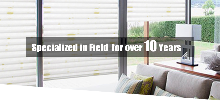 100% Polyester Jacquard Fabric Roller Blinds