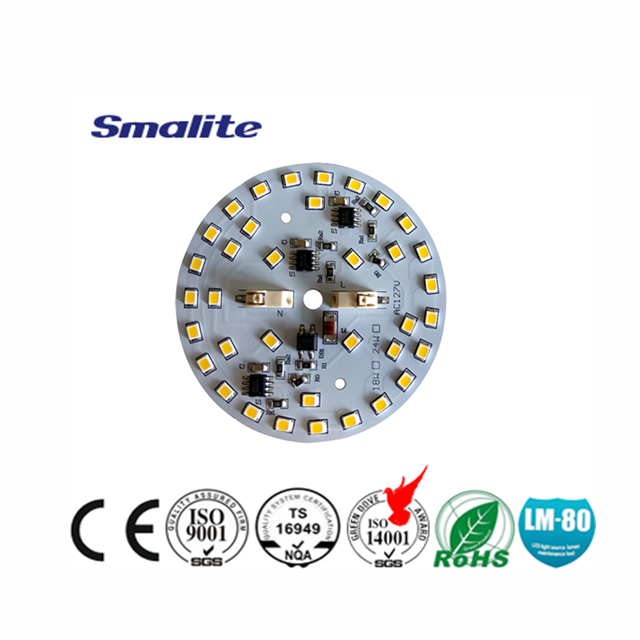 China made no color difference, stable quality DOB LED module 120V, 16V, 3000K, ra90