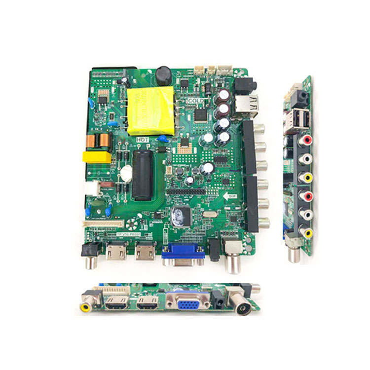 With V56ic PB801 35W And45W Backlight Value LED Mainboard LED Driver Board for 32&quot;-42&quot; Big Size 1080*1920 LED <strong>TV</strong>