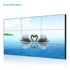 Tv Tv Wall 55 Inch Seamless Multi-screen Tv Wall Panel Wall Mounted LCD Splicing Screen Videowall