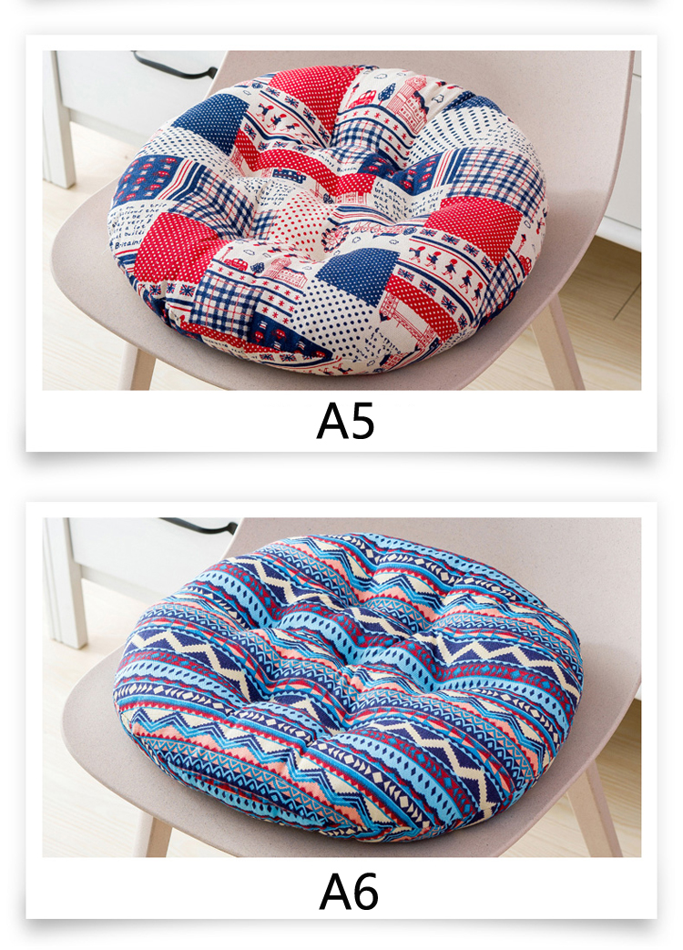 Custom Fart Arch Massage Lumbar Support Middle East Arm Rest Chair Headrest Cushion Print