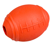 <span class=keywords><strong>Atacado</strong></span> dog food dispenser de rugby bola chew toy <span class=keywords><strong>China</strong></span> fornecedor